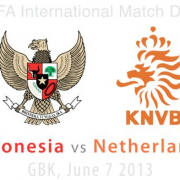 Prediksi Indonesia vs Belanda Friendly Match 07 Juni 2013