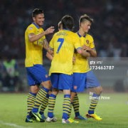 Tim Garuda Indonesia Dibantai The Gunners Arsenal 7-0 Di GBK